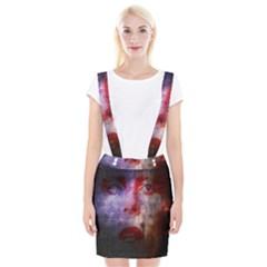 David Bowie  Suspender Skirt by Valentinaart