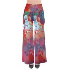 Texture Spots Circles Pants