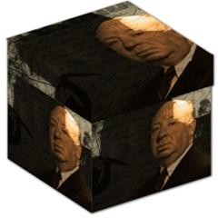 Alfred Hitchcock   Psycho  Storage Stool 12   by Valentinaart