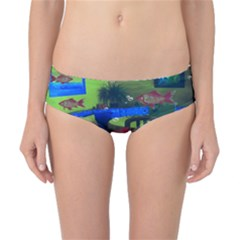 Natural Habitat Classic Bikini Bottoms by Valentinaart