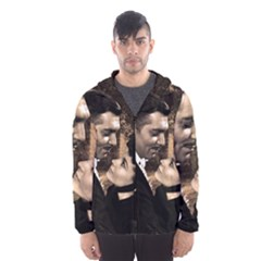 Gone With The Wind Hooded Wind Breaker (men) by Valentinaart