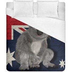 Australia  Duvet Cover (california King Size) by Valentinaart