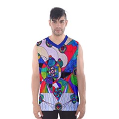 Aether   Men s Basketball Tank Top