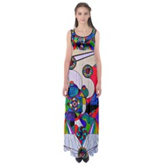 Aether   Empire Waist Maxi Dress by tealswan