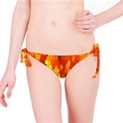 Mosaic Glass Colorful Color Bikini Bottom