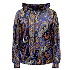Pattern Color Design Texture Women s Pullover Hoodie