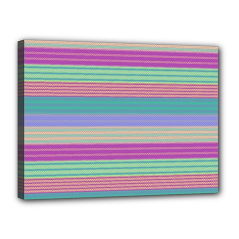 Backgrounds Pattern Lines Wall Canvas 16  X 12  by Simbadda