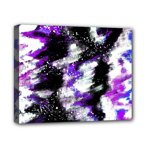 Canvas Acrylic Digital Design Canvas 10  X 8  by Simbadda