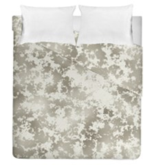 Wall Rock Pattern Structure Dirty Duvet Cover Double Side (queen Size) by Simbadda