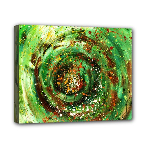 Canvas Acrylic Design Color Canvas 10  X 8  by Simbadda