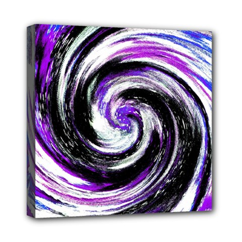 Canvas Acrylic Digital Design Mini Canvas 8  X 8  by Simbadda