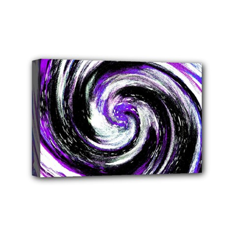 Canvas Acrylic Digital Design Mini Canvas 6  X 4  by Simbadda