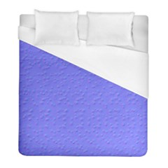 Ripples Blue Space Duvet Cover (full/ Double Size) by Alisyart