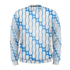 Batik Pattern Men s Sweatshirt
