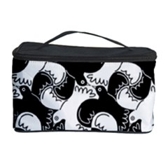 Birds Flock Together Cosmetic Storage Case by Simbadda
