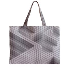 Design Grafis Pattern Mini Tote Bag by Simbadda