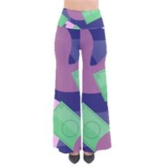 Money Dollar Green Purple Pink Pants by Alisyart