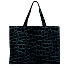 Fabric Fake Fashion Flexibility Grained Layer Leather Luxury Macro Material Natural Nature Quality R Medium Tote Bag by Alisyart
