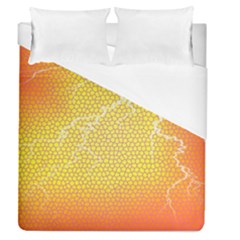 Exotic Backgrounds Duvet Cover (queen Size) by Simbadda