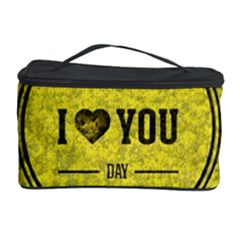 Happy Mother Day Cosmetic Storage Case by Simbadda