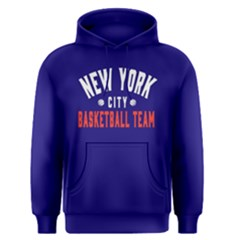 New York City Basketball Team   Men s Pullover Hoodie by FunnySaying