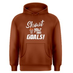 Shoot Your Own Goals   Men s Pullover Hoodie