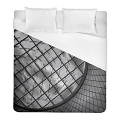 Architecture Roof Structure Modern Duvet Cover (full/ Double Size) by Onesevenart