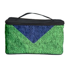 Arrow Texture Background Pattern Cosmetic Storage Case by Onesevenart