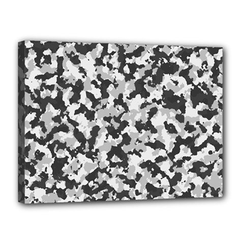 Camouflage Tarn Texture Pattern Canvas 16  X 12  by Onesevenart