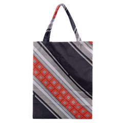 Bed Linen Microfibre Pattern Classic Tote Bag by Onesevenart