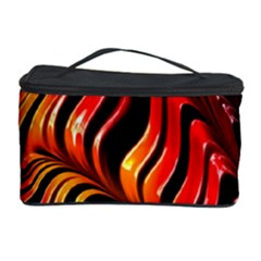 Fractal Mathematics Abstract Cosmetic Storage Case by Onesevenart