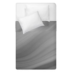 Wave Form Texture Background Duvet Cover Double Side (single Size) by Onesevenart