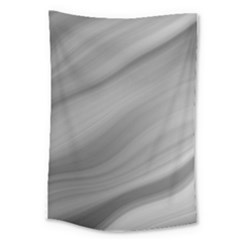 Wave Form Texture Background Large Tapestry by Onesevenart