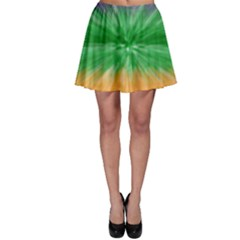 Mardi Gras Tie Die Skater Skirt by PhotoNOLA