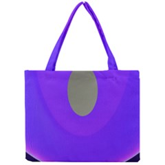 Ceiling Color Magenta Blue Lights Gray Green Purple Oculus Main Moon Light Night Wave Mini Tote Bag by Alisyart