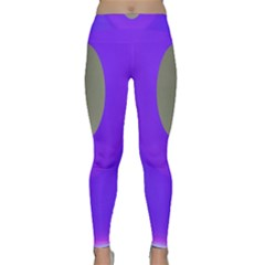 Ceiling Color Magenta Blue Lights Gray Green Purple Oculus Main Moon Light Night Wave Classic Yoga Leggings
