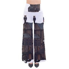 Steampunk Lock Fantasy Home Pants by Simbadda