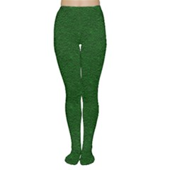 Texture Green Rush Easter Women s Tights