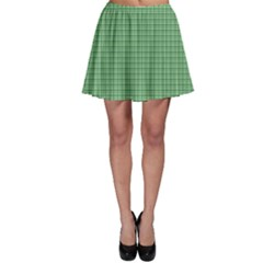 Green1 Skater Skirt by PhotoNOLA