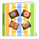 booby bling vol 2 - 8x8 Photo Book (30 pages)