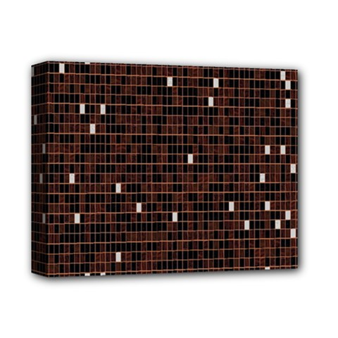 Cubes Small Background Deluxe Canvas 14  X 11  by Simbadda