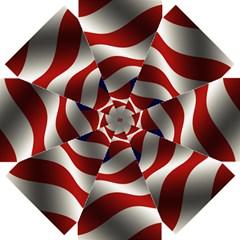 Flag United States Stars Stripes Symbol Straight Umbrellas by Simbadda