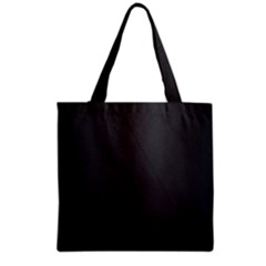 Leather Stitching Thread Perforation Perforated Leather Texture Grocery Tote Bag by Simbadda
