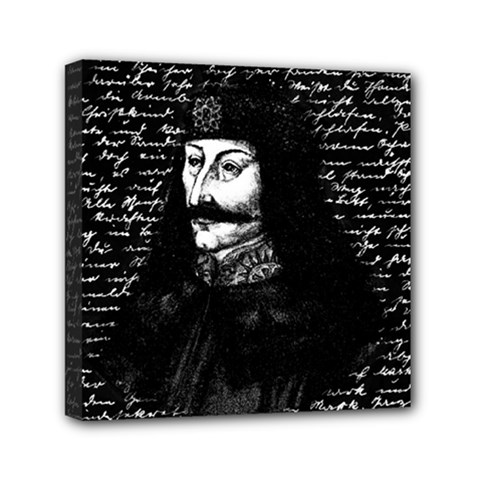 Count Vlad Dracula Mini Canvas 6  X 6  by Valentinaart