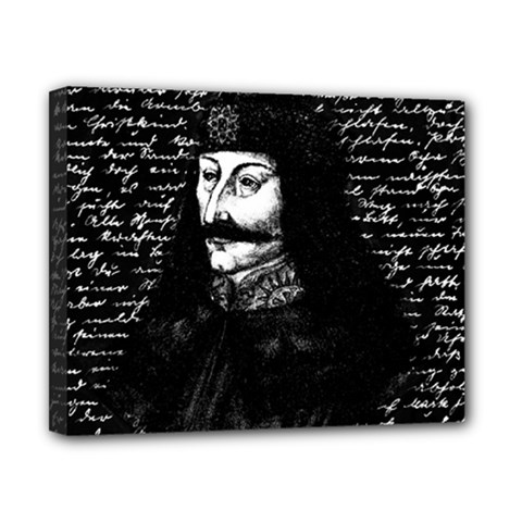 Count Vlad Dracula Canvas 10  X 8  by Valentinaart
