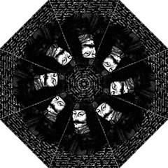 Count Vlad Dracula Golf Umbrellas by Valentinaart