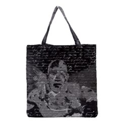 Angel  Grocery Tote Bag by Valentinaart