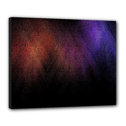 Point Light Luster Surface Canvas 20  X 16  by Simbadda