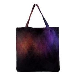 Point Light Luster Surface Grocery Tote Bag by Simbadda
