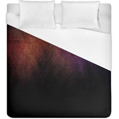 Point Light Luster Surface Duvet Cover (king Size) by Simbadda